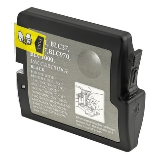 INSTEN Black Compatible Brother LC51BK Ink Cartridge