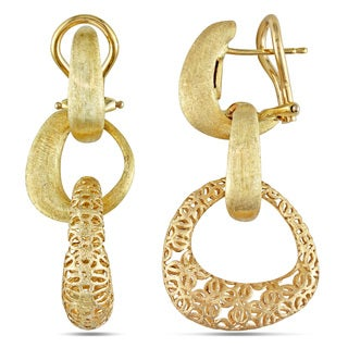 Miadora 18k Yellow Gold Dangle Earrings