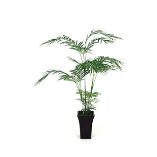 6-foot Silk Lace Areca Palm Tree