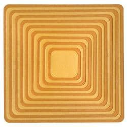 Lifestyle Nesting Dies - Squares (Rounded), 18 Dies