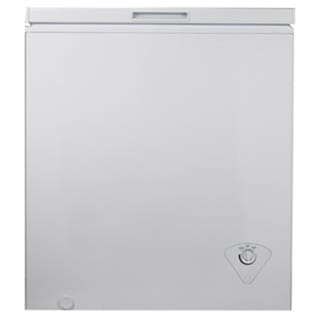 Equator Midea 5.0-cubic Foot White Chest Freezer
