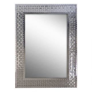 Renwil Sesame Polished Nickel Mirror