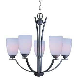 Rocco 5-light Oil Rubbed Bronze Chandelier
