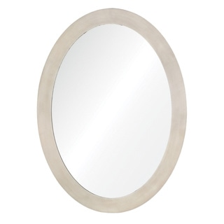 Renwil Bobler Brushed Nickel Mirror
