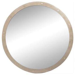 Renwil Hudson Nickel Plated Mirror