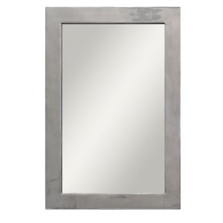 Renwil Bauer Polished Nickel Mirror