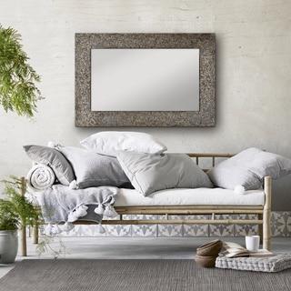Renwil Amber Mosaic Mirror