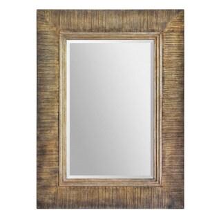 Renwil Gotland Brown Mirror