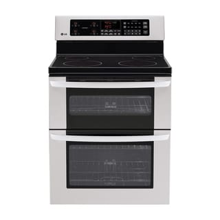 LG LDE3011ST Freestanding Double Oven Electric Range