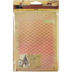 Maritime Double-Sided Journal Pages 5 X7 12/Pkg -