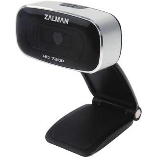 Zalman Webcam - 30 fps - Black - USB 2.0