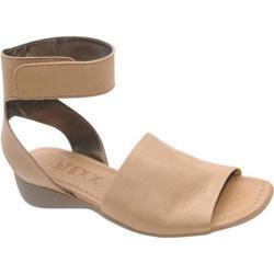 Women's The Flexx Be Glad Camel Sagar Leather