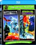 Godzilla Vs. Mechagodzilla II/Godzilla Vs. Spacegodzilla (Blu-ray Disc)
