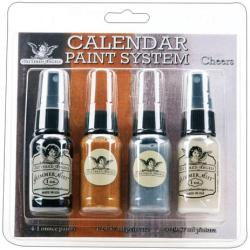Calendar Paint System - Cheers