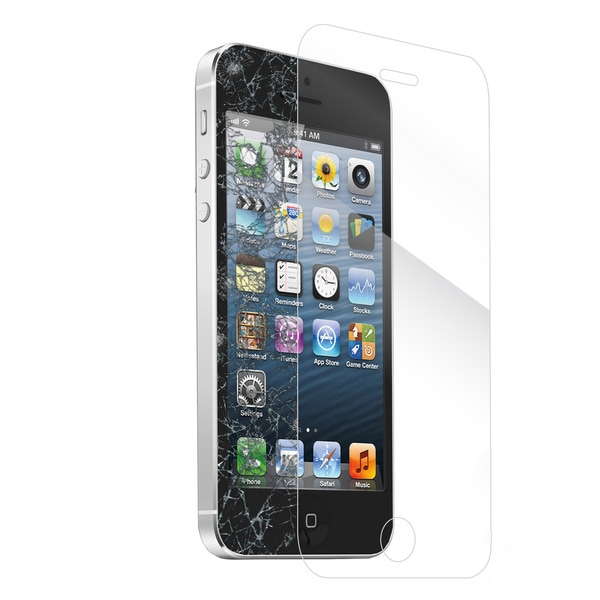 V7 Shatter-proof Tempered Glass Screen Protector 12609148