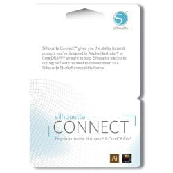 Silhouette Connect Plugin Download Card -