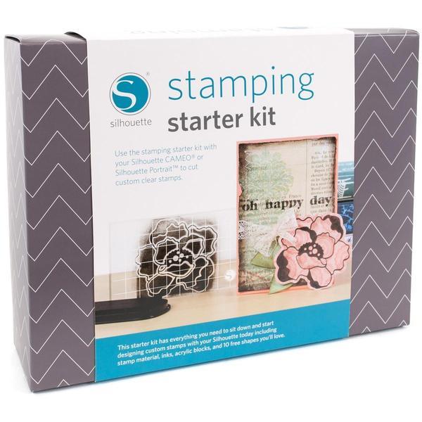 Silhouette Stamping Starter Kit -