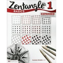 Design Originals - Zentangle Basics Expanded Workbook