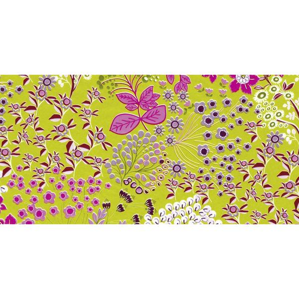 Decopatch Paper 15.75 X11.75 3 Sheets/Pkg - Whimsical Meadows