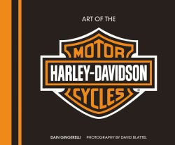 Art of the Harley-Davidson Motorcycle (Hardcover)