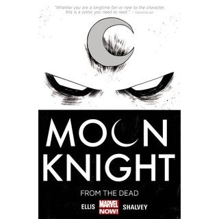 Moon Knight 1: From the Dead (Marvel Now!) (Paperback)