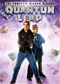 Quantum Leap - The Complete Second Season (DVD)