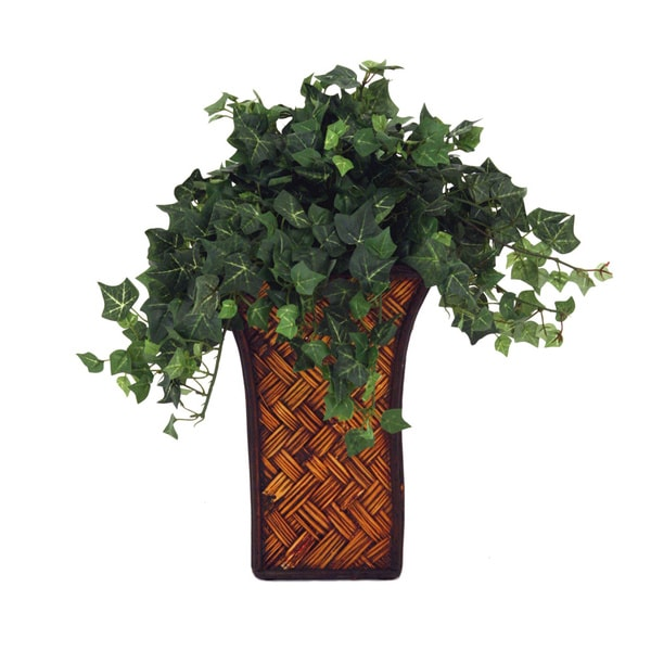 Ivy 17-inch Decorative Silk Plant