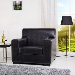 Gold Sparrow Miami Black Arm Chair