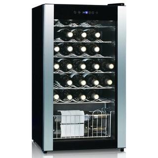 Equator Black 33-bottle Wine Cooler