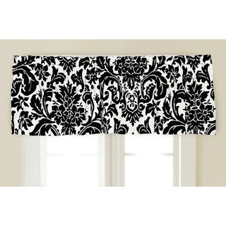 Rose Tree Harmony Tailored Valance