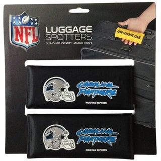 NFL Carolina Panthers Original Patented Luggage Spotter (Set of 2)