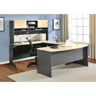 Altra Benjamin L-desk and Hutch