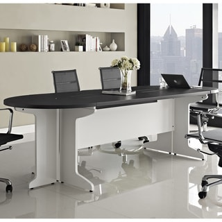 Altra Pursuit White Large Conference Table