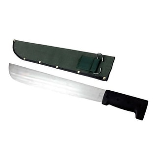 Coleman 18-inch Black Machete and Sheath