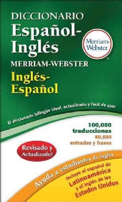 Diccionario Espanol-Ingles Merriam-Webster (Paperback)