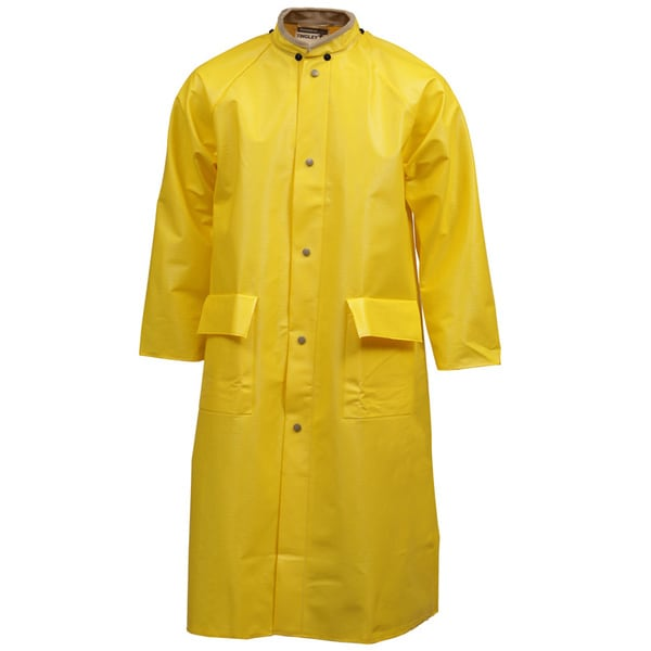 Webdri Two Patch Pocket Hooded Coat