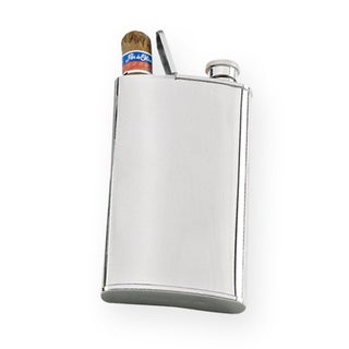 Stainless Steel 4-ounce Flask