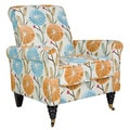 angelo:HOME Harlow Water Blue Lilly Arm Chair