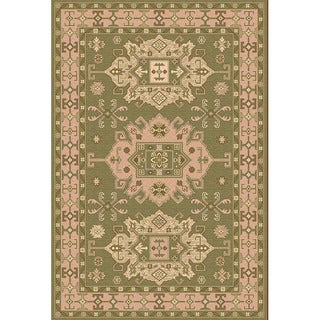 Medallion Outdoor Rug (4'11X7'6)
