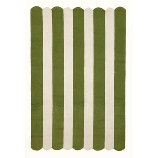 Bold Stripes Outdoor Rug (5'X7'6)