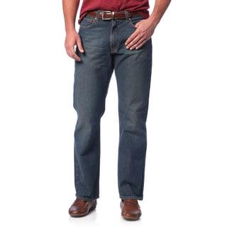 Lucky Brand Men's Dark Denim Classic Fit Pants
