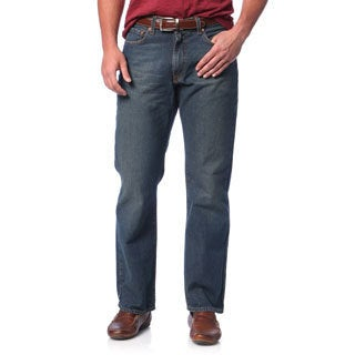Lucky Brand Men's Dark Denim Classic Fit Pants