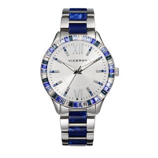 Viceroy Women's Colored Swarovski Crystal Watch
