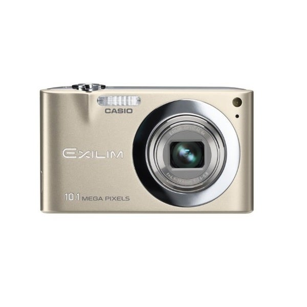 Casio Exilim EX-Z200 10.1MP Gold Digital Camera