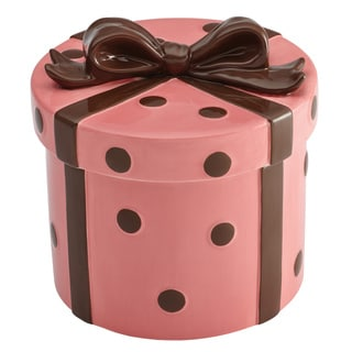 Cake Boss Serveware Stoneware Cookie Jar