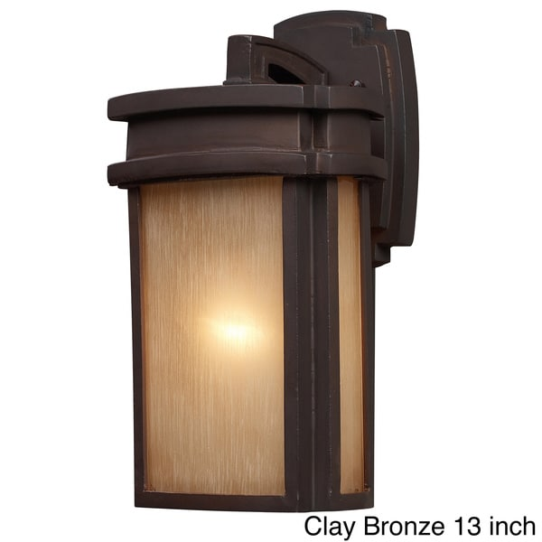Sedona 1-light LED Outdoor Wall Sconce