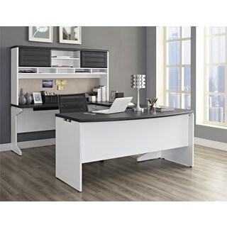 Altra Pursuit White U-configuration Office Set