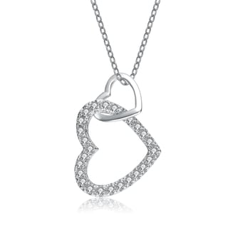Collette Z OPEN7089K Heart Necklace