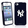 BasAcc Blue NY Yankees Case for Apple� iPhone 4/ 4S