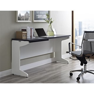 Pursuit White Credenza